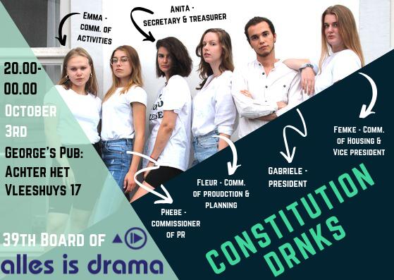 Constitution Drinks!