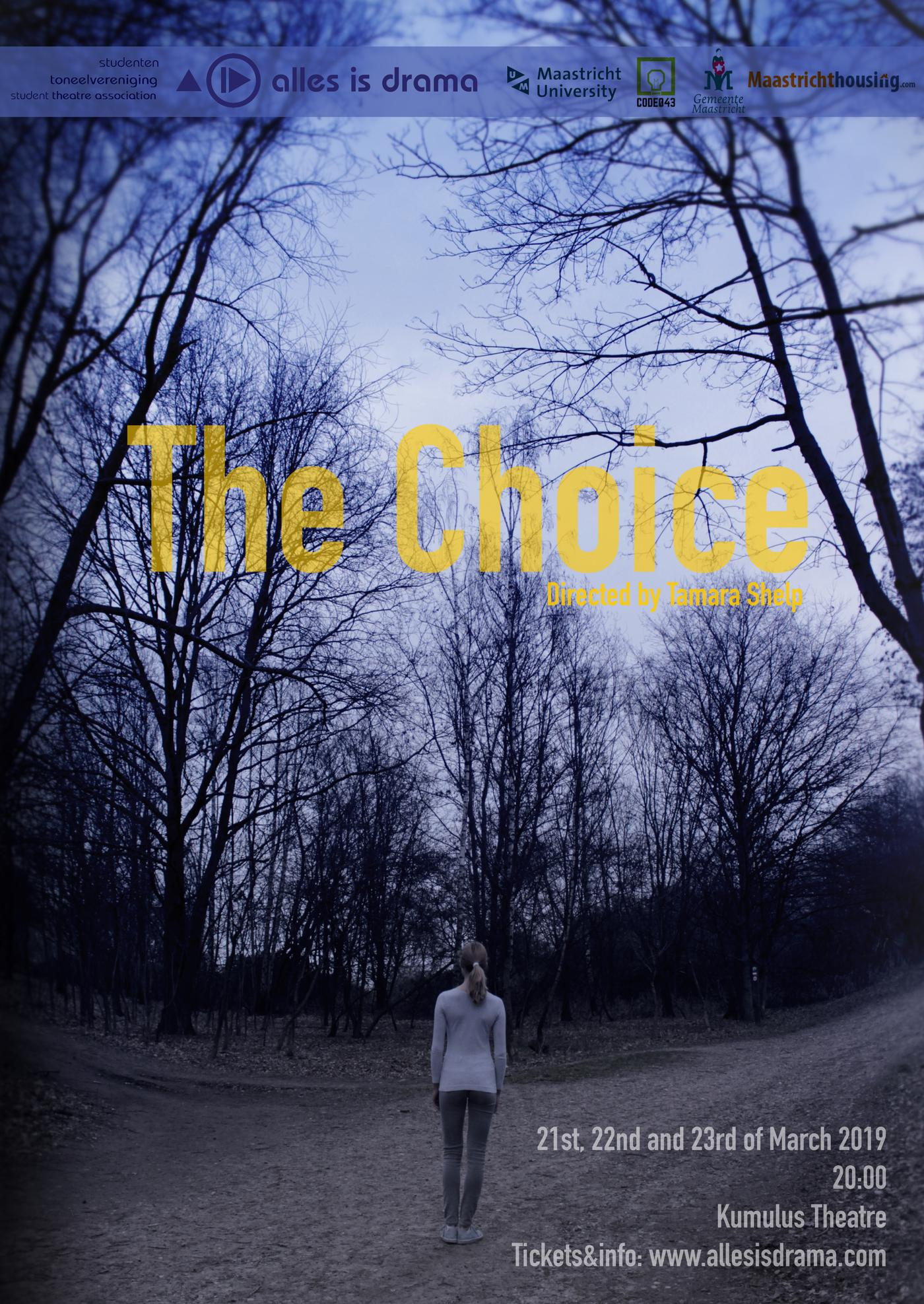 The Choice - March 21