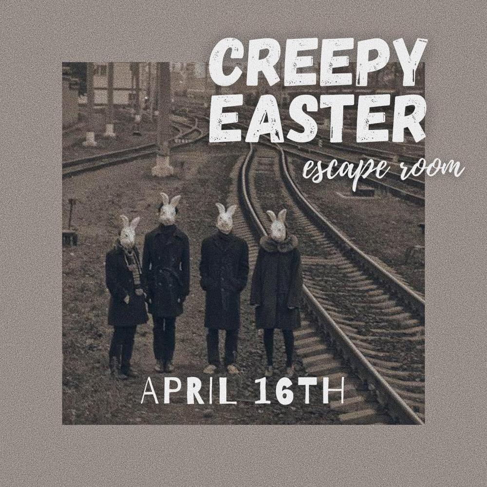 Creepy Easter: Escape Room