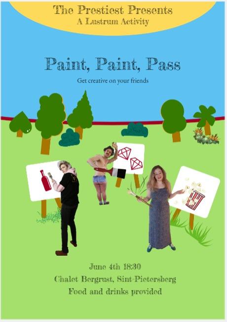 Paint, Paint, Pass