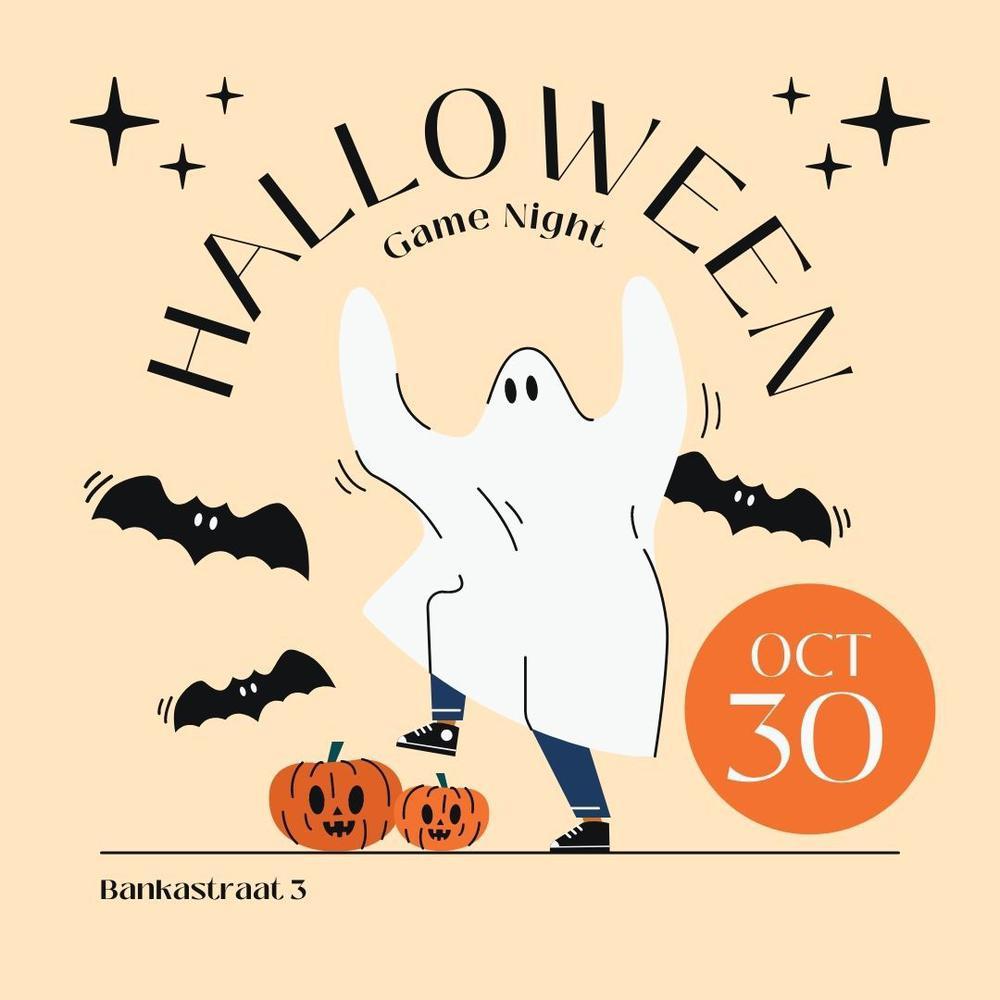 Halloween Gamenight
