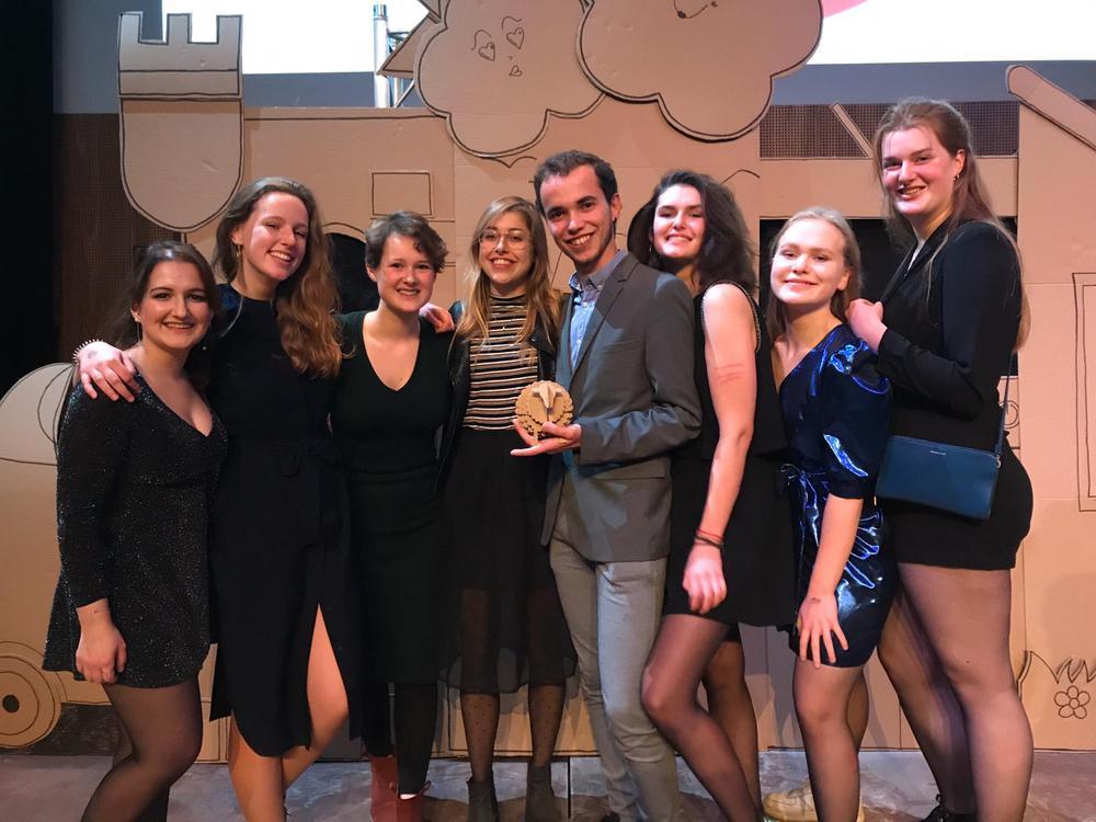 Two awards for Guerillo!